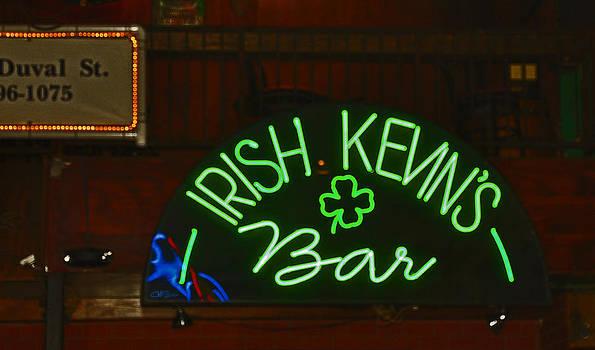 Irish Kevin's Key West by Christine Stonebridge