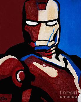 Barbara McMahon - Iron Man