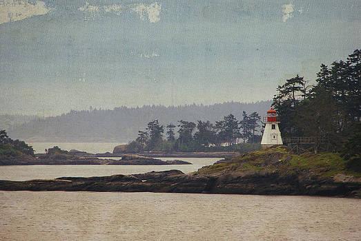 Marilyn Wilson - Island Lighthouse - textured