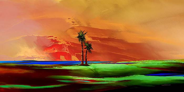 Island Time by Wally Boggus