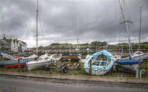 Cindy Nunn - Isle Fishing Boats