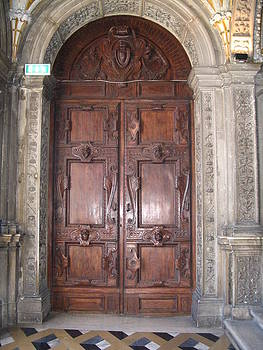 Yvonne Ayoub - Italy Venice Door