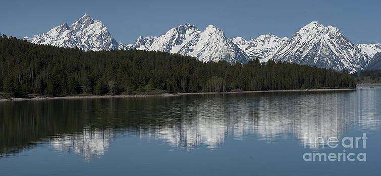 Sandra Bronstein - Jackson Lake