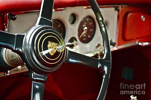 Jaguar XK150 by Arthur Hofer