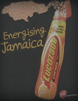Jamaican billboard by K Walker