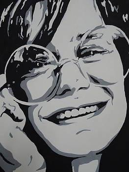 Janis Joplin by Nick Mantlo-Coots
