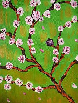 Japanese tree by Gioia Albano