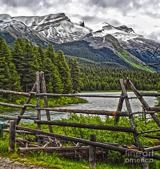 Gregory Dyer - Jasper National Park - Scenic View