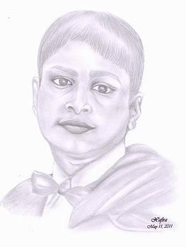 Xafira Mendonsa - Jayden