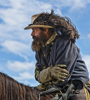 JEB Stuart by Alan Crosthwaite