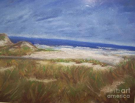 Jersey Shore by Sharon Wilkens