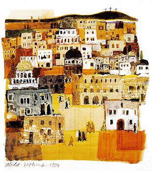 Jerusalem by Alida Bothma