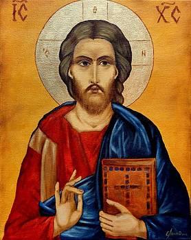 Jesus by Lena Day