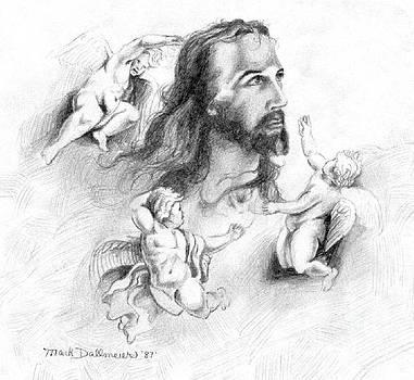 Jesus by Mark Dallmeier