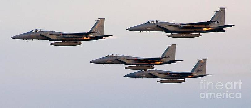 Jets by Clint Day