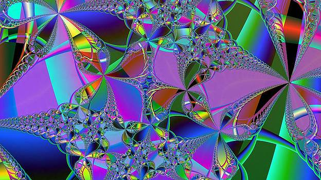 Jeweled Fantasy by Ann Peck