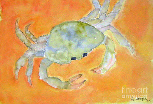 Jimmy Crab by Bonnie Wright