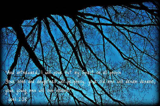 Joel verse by Sarah Hamlin