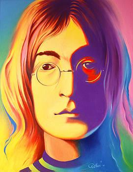 John Lennon by Hans Doller