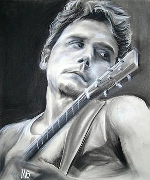 John Mayer by Morgan Greganti