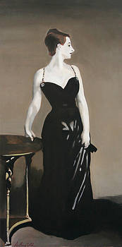 John Singer Sargent Replica by Anthony Nold