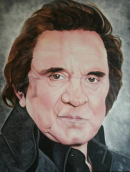 Johnny Cash by Timothe Winstead