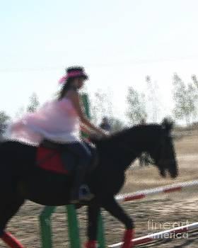 Jousting Princess by Alisa Tek