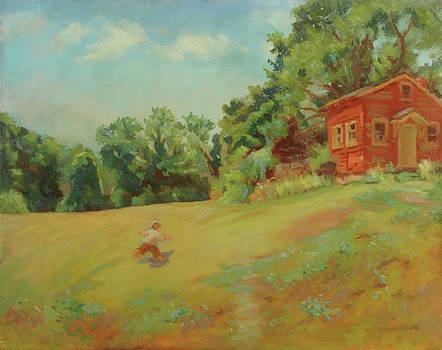 Joy by Bruce Zboray