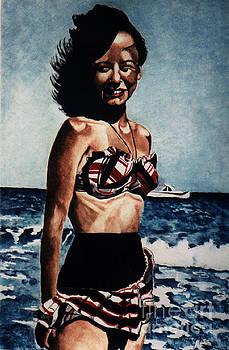 Joyce 1947 by LJ Newlin