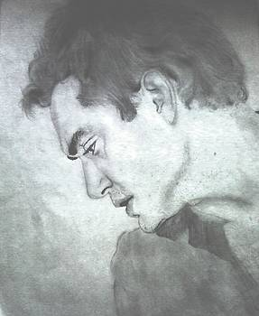 Jude Law by Elle Ryanoff