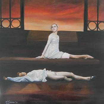 Juliette Awakens by Karen Longden-Sarron