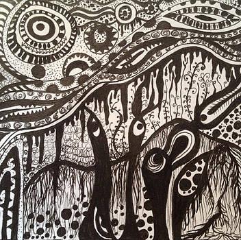 Jungles by Zainab Elmakawy