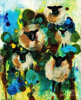 Just Ewe and Me by Johanna Littleton