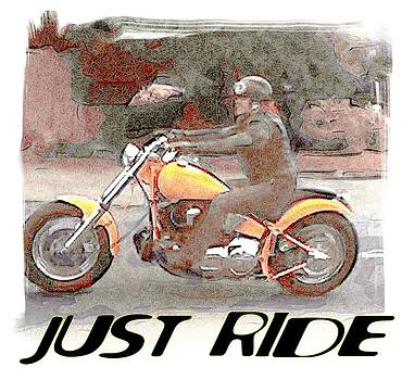 Just Ride by Gra Howard