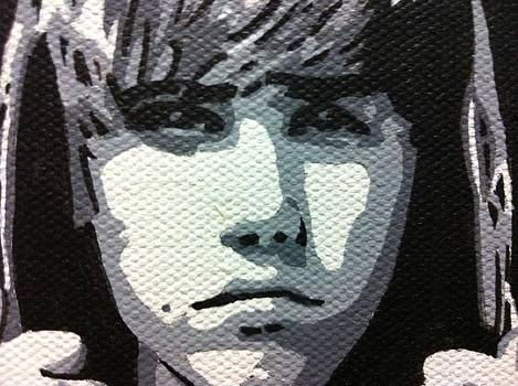 Justin Beiber by Siobhan Bevans