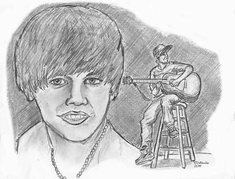 Chris  DelVecchio - Justin Bieber- Bieber Fever
