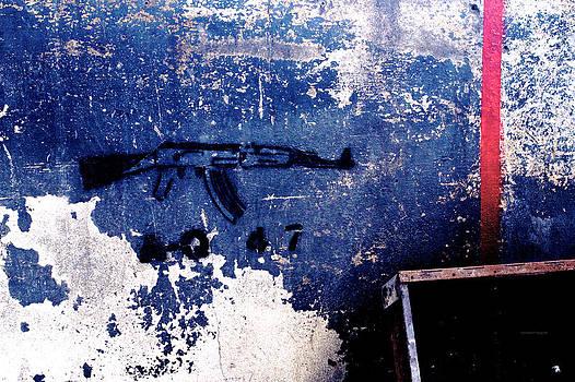 Kalashnikov by Ferry Ten Brink