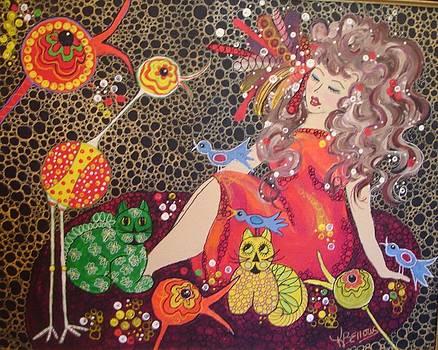 Kathy by Kathleen Bellows