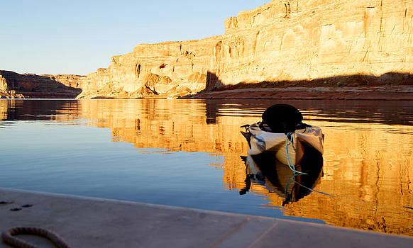 Kayak by Wendy Emel