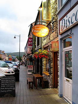 Kenmare at Night by Sheila Rodgers