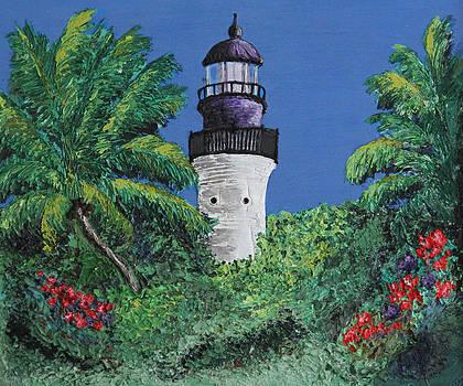 Key West Lighthouse by Ann Iuen