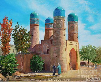 Khiva by Sohib Razzakov