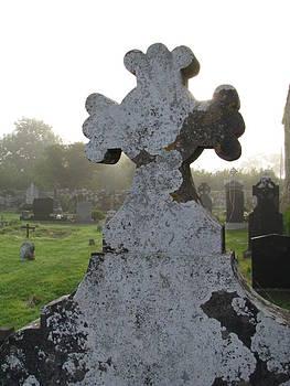 Kilnaboy Churchyard at Dawn by Sheila Rodgers