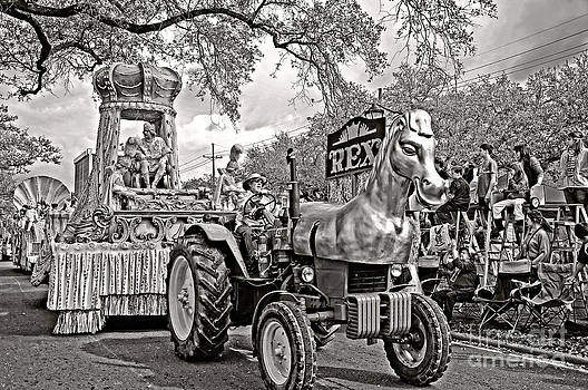 Kathleen K Parker - King of Carnival - Rex 2012