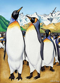 Robert Lacy - King Penguin