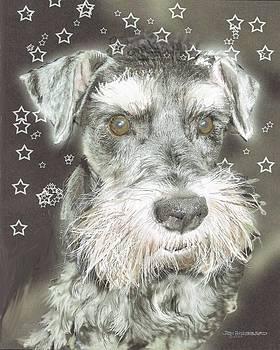 Jim Hubbard - Kirby -  rescue dog