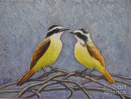 Kiskadee talk by Judith Zur