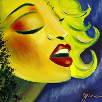 Kiss Series number 1 by Helen Gerro