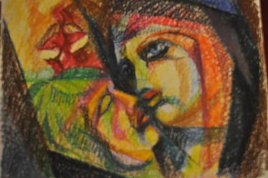 Kiss by Valeria Giunta