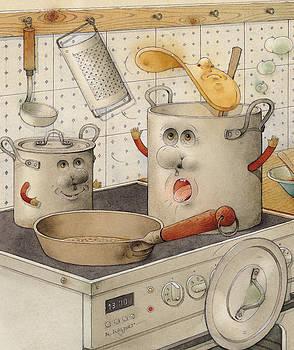 Kestutis Kasparavicius - Kitchen